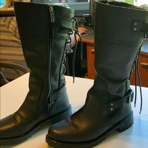 Women's Harley Davidson Riding Boots. Size 8 1/2